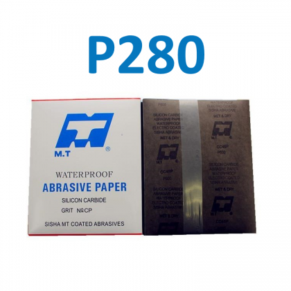 MT Waterproof Abrasive Sandpaper P60 - P2000