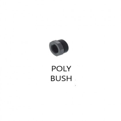 PVC Pipe Fitting 1/2inch / 15mm