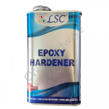 LSC Epoxy Paint 4L + Hardener 1L